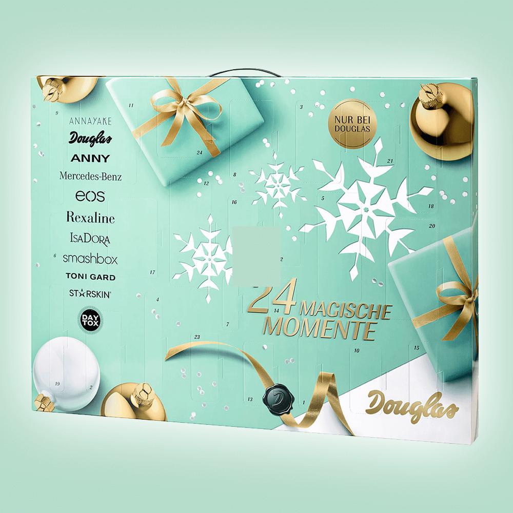 Der Beauty Adventskalender für Frauen von Douglas